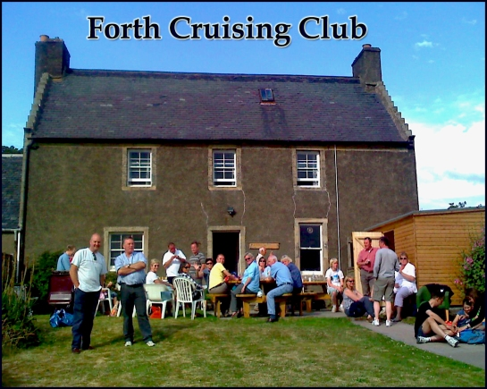 Forth Cruising Club's Club House