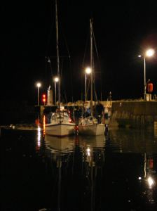Night Manouvres in Anstruther