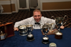 Tancred & Everett Trophies & Halfway & Capernaum Cups won by Joint Venture